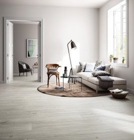 Carrelage imitation parquet - Komi Contemporary
