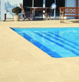 Carrelage piscine test 1